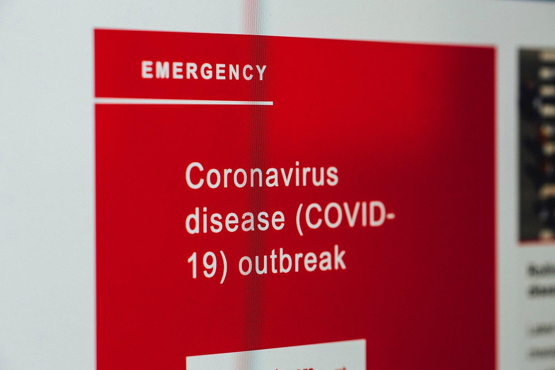 Emergency: Coronavirus disease (COVID 19) outbreak
